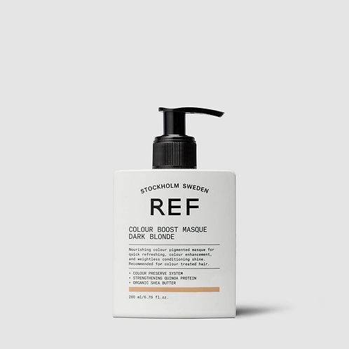 REF Colour Boost Masque - Dark Blonde