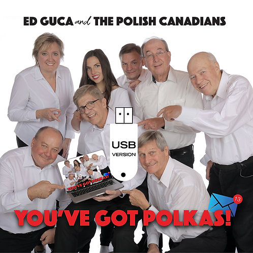 You've Got Polkas! - USB Stick