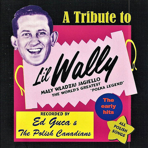 Tribute To Li'l Wally - CD