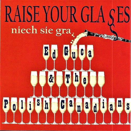 Raise Your Glasses - CD