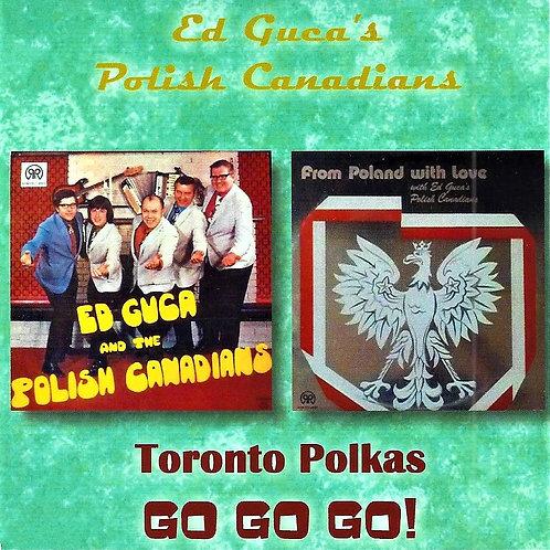 Toronto Polkas Go Go Go! - CD