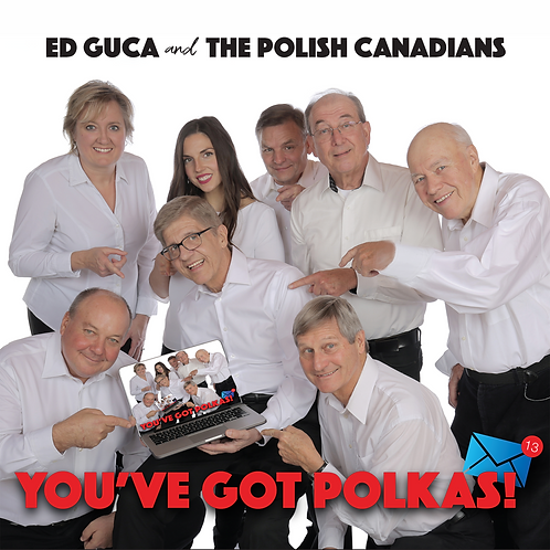 You've Got Polkas - CD