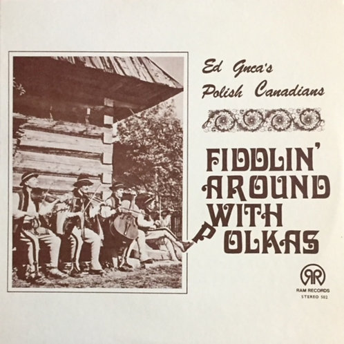 Fiddlin' Around With Polkas - LP