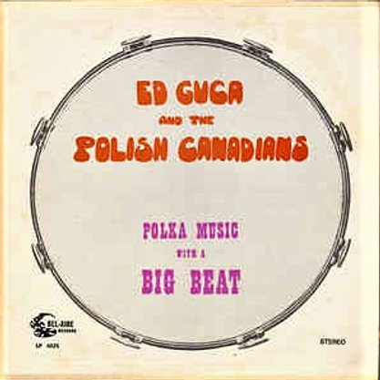 Polka Music With A Big Beat - LP