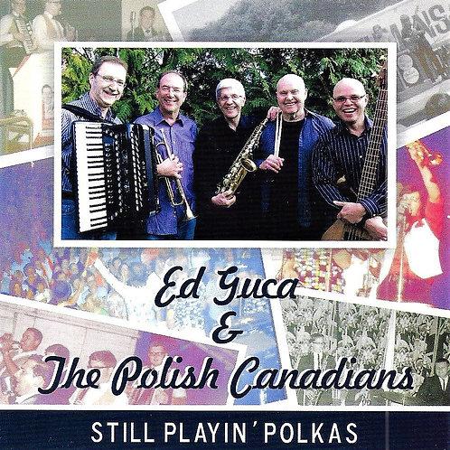 Still Playin' Polkas - CD
