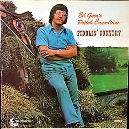 Fiddlin' Country - LP