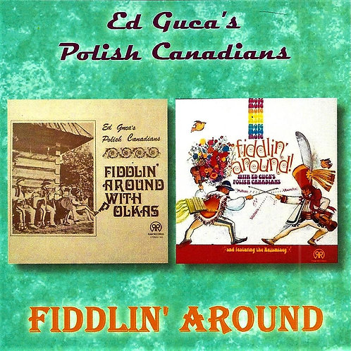 Fiddlin' Around - CD