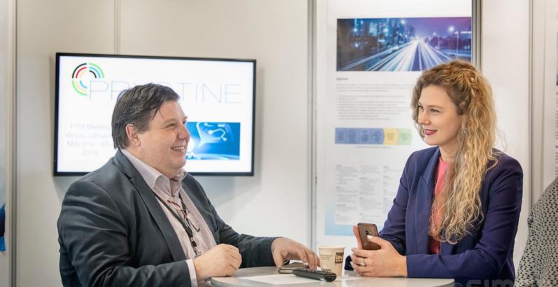 NewControl at EFECS 2019