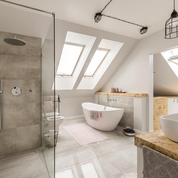 house bathroom renovation