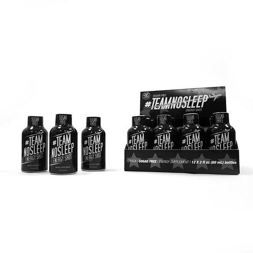 12 Pack of 2 oz Energy Shots