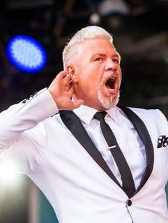 Steve charles singer for hire liverpool.