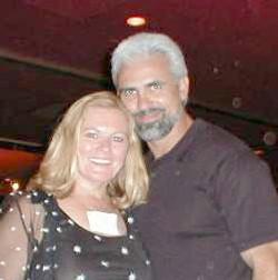 Shirley Sartin 73 and Walt Smith 71