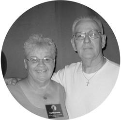 Pat and Bob Manwaring