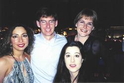 debbie, mike, colleen & gen