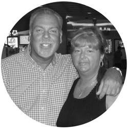 Bob Manwaring and Sandy Singleton