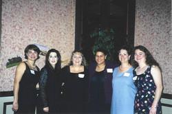 class of 1984 girls & one ole' 83'er