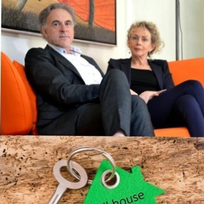 LOPEND |  LIBREAU | De kunst van het interveniëren | Eric Koenen en Jacqueline Willeboordse