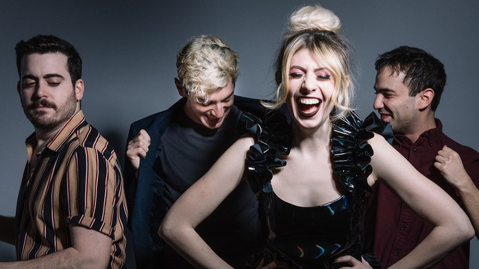 Charly Bliss deler video fra Young Enough