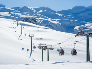 Fitness Friday No4 - How to get fit for the slopes.