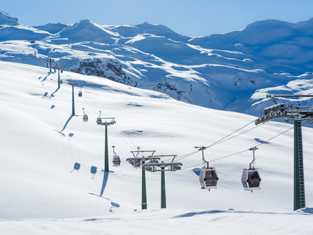 What's New in the 3 Valleys for 2019/20