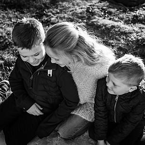 Barnefotografering Eland