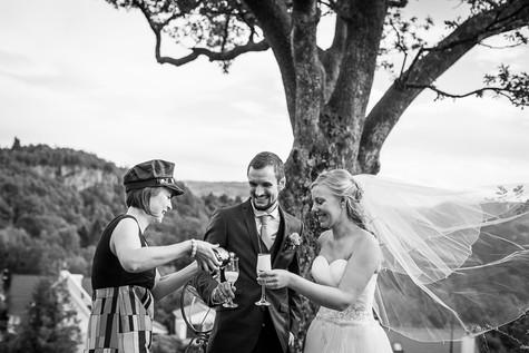 Bryllupsfotograf Bergen