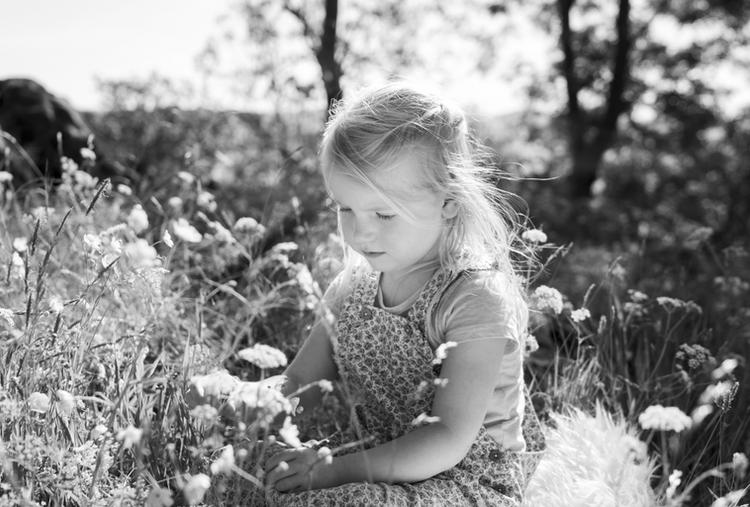 Barnehagefotografering Bergen C Foto