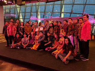 Chingay Parade 2019 International Group Thank You Reception