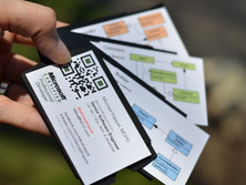 5 More Event Business Card Alternatives
