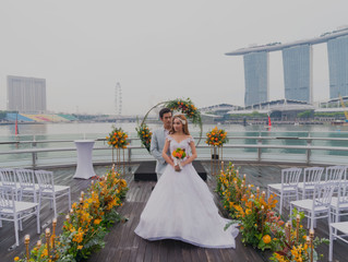 Monti x Banyan Tree Maldives Wedding Showcase 2018
