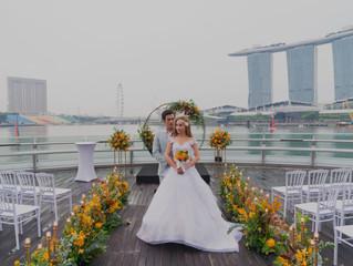 Monti x Banyan Tree Maldives Wedding Showcase 2018