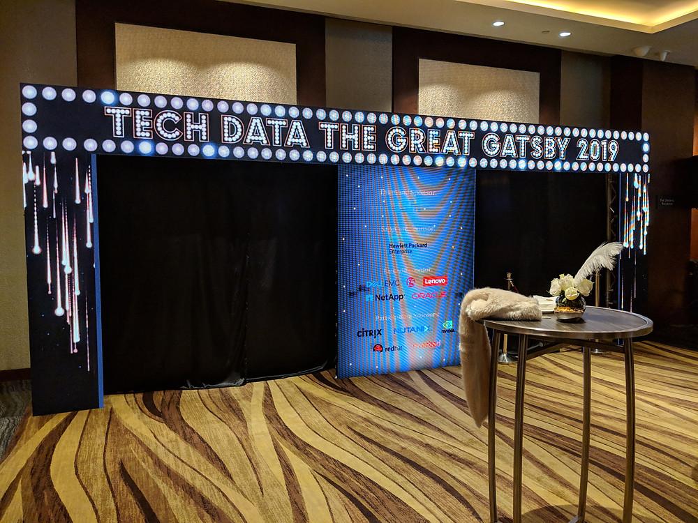 Emcee Singapore - Ainsley Chong, Tech Data Appreciation Night 2019
