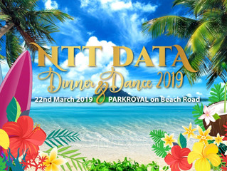 NTT Data Dinner and Dance 2019