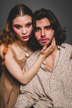 Photographer: James Diaz Models: Lva Grl and Chris Angelis