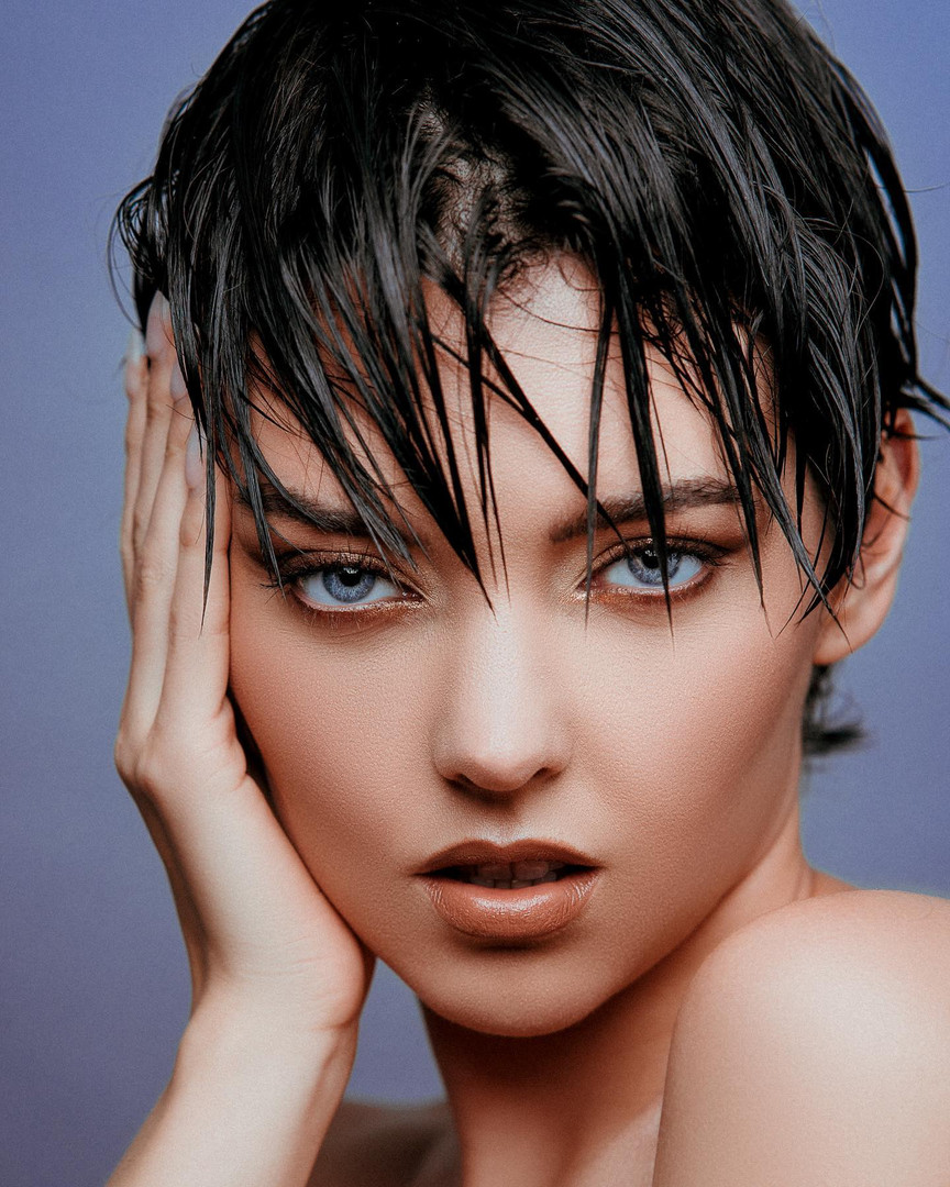 Photographer: Davey King Model: Jessie Farrell Makeup: Jess Hazuda