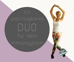 Ein unschlagbares Duo für dein Immunsystem