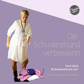 Podcast-Bild Schweinehundverbesserin.png
