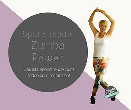 Claudia's Zumba-Power