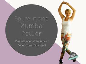 Claudia's Zumba-Power