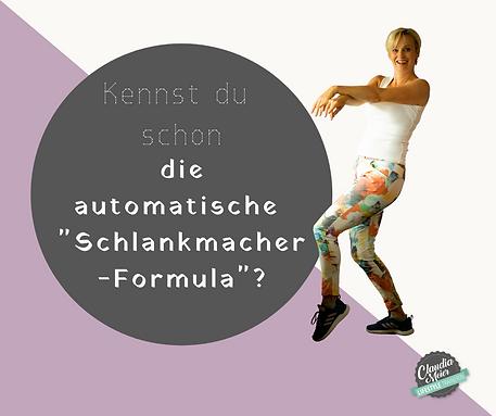 """Die automatische """"Schlankmacher-Formula"""" 😂😂😂"""