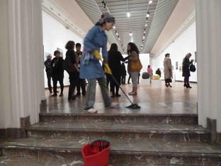 Art Truc Troc, BOZAR 2013, Bruxelles (rôle de Tanjia)