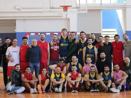 Triangular Basket Pre-Juegos