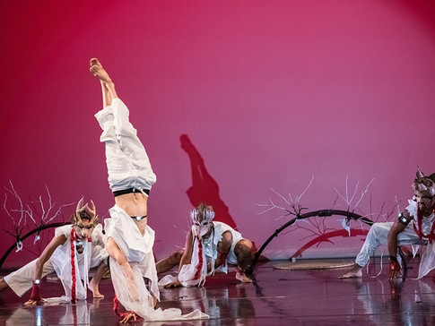 Dancing Earth Indigenous Contemporary Dance Creations (a project of Intersection for the Arts)