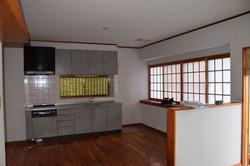キッチン・ダイニングbefore