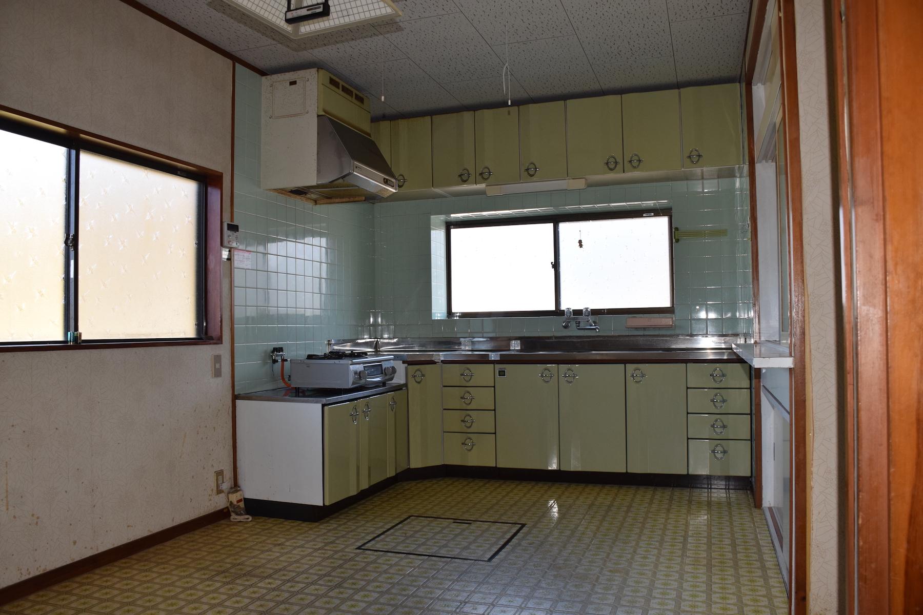 キッチン/ダイニングbefore