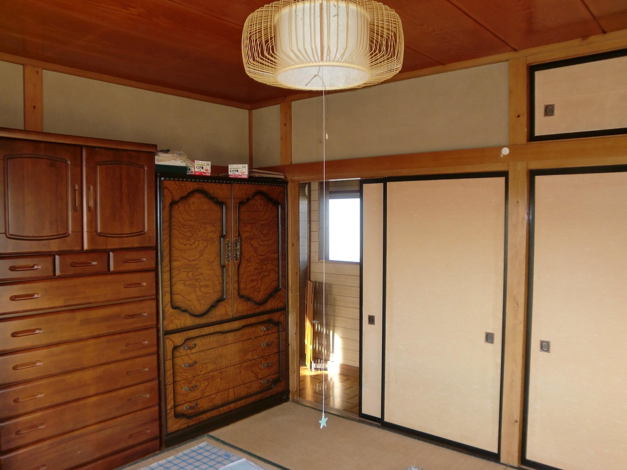 2F部屋before