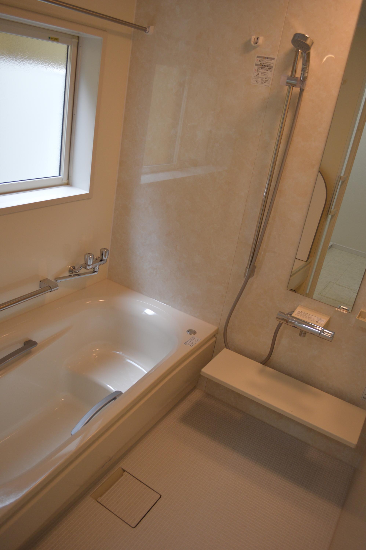 お風呂after