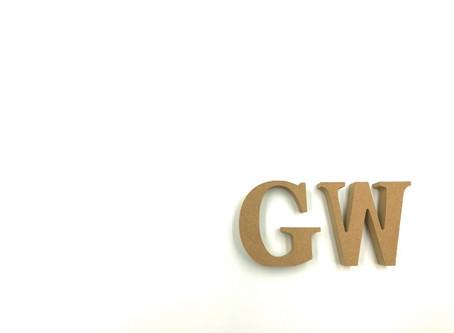 GWお休み
