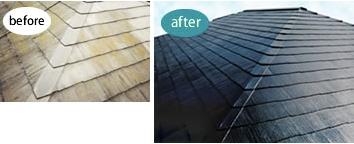 屋根塗り替えリフォームのすすめ