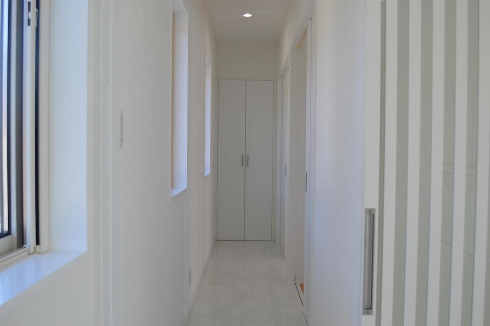 2階部屋廊下